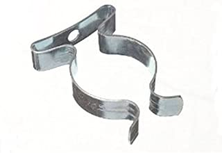 The Home Fusion Company Pack of 4 Tool Storage Spring Terry Clips 2