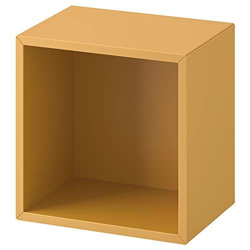 Estantería de pared EKET 35x25x35 cm dorado-marrón