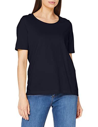 Cecil Damen 314855 T-Shirt, deep Blue, X-Large
