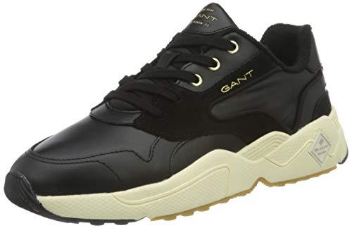 Gant Nicewill, Zapatillas para Mujer, Negro, 36 EU