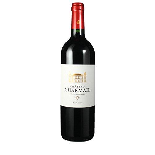 Famille d´Halluin 2012 Château Charmail Haut-Medoc AOC Grand Vin de Bordeaux AOC 0.75 Liter