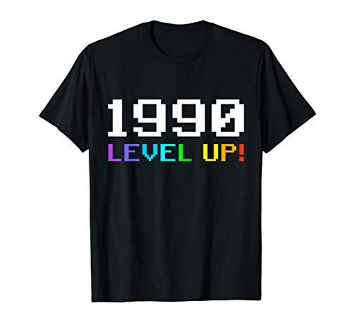 30 Años Cumpleaños Hombre Mujer Regalo Deco Divertido 1990 Camiseta