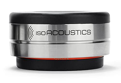 IsoAcoustics Orea Series Audio Equipment Isolators (Bordeaux - 14.5 kg Max/pc)