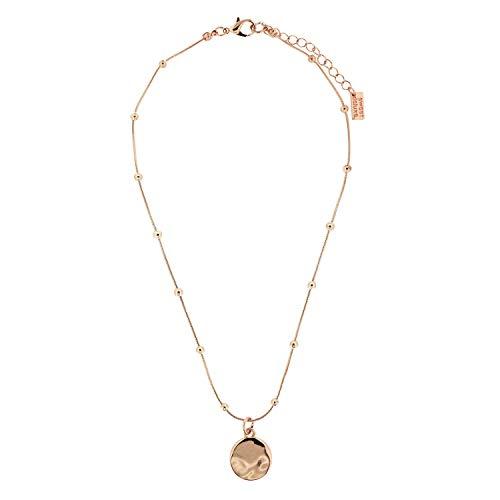 Sweet Deluxe Kette Renata, Rosegold I Elegante Halskette für Damen, Frauen & Mädchen I Halsband Modeschmuck I Designer Necklace