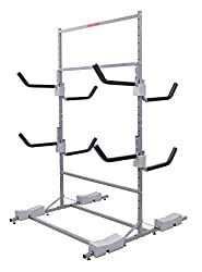 Malone Auto Racks FS 6 Kayak Storage Rack System - Best Kayak Storage Racks & Wall Mounts