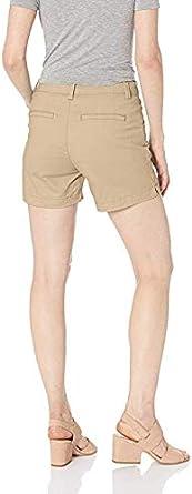 LEE Womens Regular Fit Chino Short