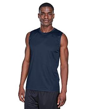 Team 365 Men s Zone Performance Muscle T-Shirt Sport Dark Navy XXX-Large