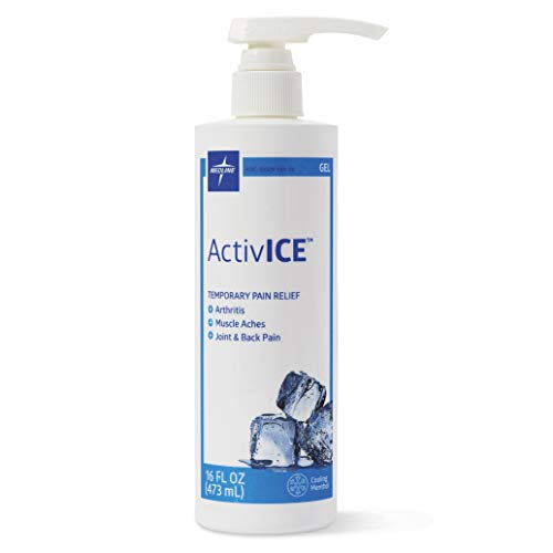 Medline ActivICE Topical Pain Reliever 16 oz
