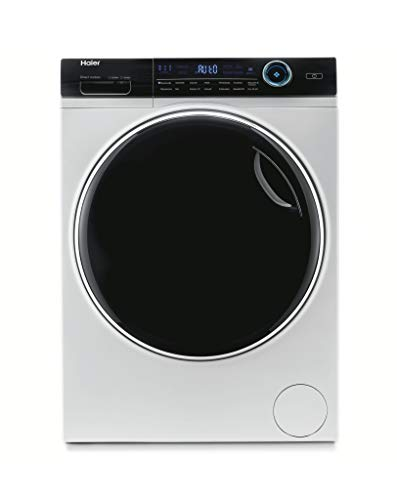 Haier I-PRO SERIES 7 - HWD100-B14979 - Lavadora secadora 10 kgs + 6 kgs secado, 1400rpm, Motor Direct Motion, Tambor XXL con LED, Antibacterias, i-Refresh, Antimanchas, 55dba, Clase A