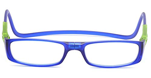 PANGHU Gafas de Lectura Dioptrías Hombre Mujer Regulables Imantadas Magnéticas Plegables Lentes...