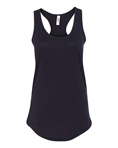 Next Level Apparel Women's Ideal Racerback Tank - Small - Black