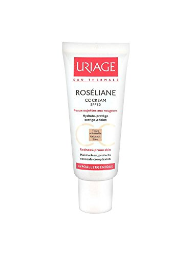 Uriage Roseliane Cc Cream SPF 30 40ml Skin Capital by SKIN CAPITAL SHOPS