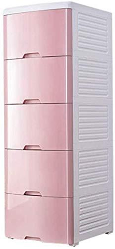 5. Schoenenrekken schoenenrek plank organizer kan ladekast kledingkast kunststof milieuvriendelijk Slaapkamer/woonkamer roze (A) bewegen Pink(a)