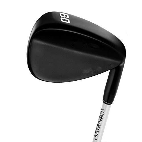 inChengGouFouX Außergewöhnliche Darbietung Golf-neutrales Driving-Eisen rechter Hand regelmäßiger Griff regelmäßiger Shaft Golf Club Praktische Golfschläger (Farbe : Black, Size : One Size)