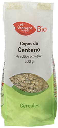 GRANERO INTEGRAL Copos Centeno Bio 500 Gr