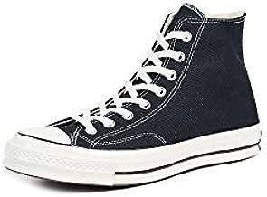 Converse Men's Chuck Taylor All Star '70s High Top Sneakers, Black, 11 Medium US