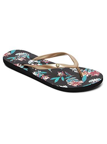 Roxy Portofino - Flip-Flops - Sandalen - Frauen - EU 39 - Schwarz