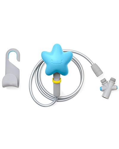Skip Hop Moby Duschkopf Wasserspender 235626, blau