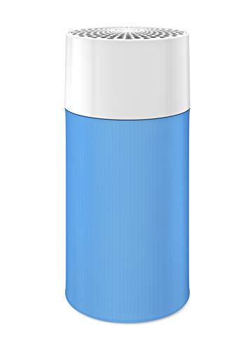 Blueair Pure 411 3-traps luchtreiniger met een wasbare voorfilter, deeltjes, koolstoffilter, verwijdert allergenen, geuren, rook, schimmel, stof, ziektekiemen, huisdieren, rokers, kleine oppervlakken