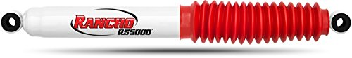 Rancho RS5000 RS5401 Steering Damper Cover