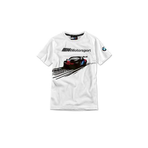 BMW M Motorsport T-Shirt Kinder Größe 152