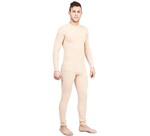 Fyasa 706206-t0l-carn macho disfraz de body, grande