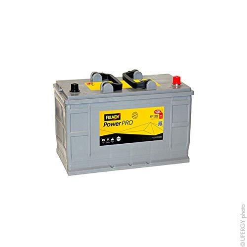 Fulmen - LKW Batterie FULMEN Power Pro HDX FF1202 12V 120Ah 870A