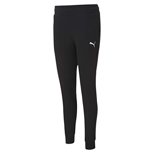 PUMA Damen teamGOAL 23 Casuals Pants W Jogginghose, Black, M