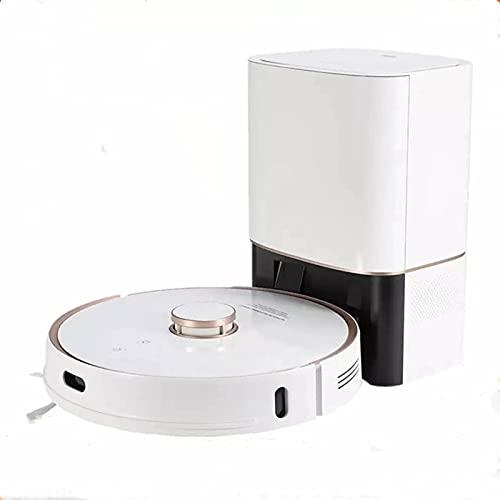 Ramingt Aspiradora para suelos Smart, Sweep y Mop Master Parts, adaptador original para aspiradora RobotAspiradora Robot de carga para casa