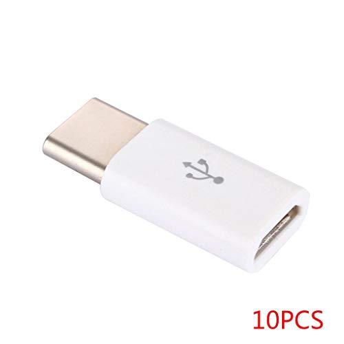 Guangcailun 1/5 / 10pcs Universal de Tipo C Macho a Micro USB Conector C-convertidor USB Hembra Adaptador de Apoyo Los Datos de sincronización y Carga convertidor USB-C Conector