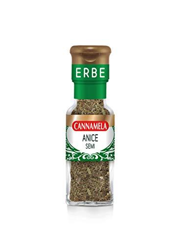 Cannamela, Linea Maxi Oro, Anice in Semi, Sapore Fresco e Intenso, per Ricette Dolci e Salate, per Insaporire Zuppe, Minestre e Stufati