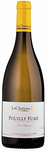 LaCheteau Loire Valley Vin Pouilly Fumé AOP 75 cl