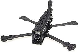 Murat Colak HGLRC SectorV2 HD Freestyle 6in Distancia Entre Ejes 226/260 / 296mm Brazo 5mm 3K Kit de Cuadro de Fibra de Carbono para RC Drone FPV Racing