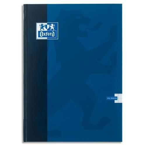 Oxford 100100853 - Quaderno scuola Office Classique, 192 pagine a quadretti, confezione da 5 pezzi, 24 x 32 cm