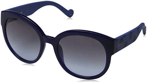 Liu Jo LJ646S 400 54 Gafas de sol, Midnight Bluee, Mujer