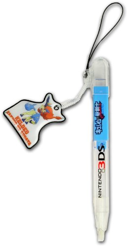 Takara Tomy Pokemon BW 2012 Movie Ver. Keldeo (Resolute Form) Stylus Touch Pen Nintendo 3DS
