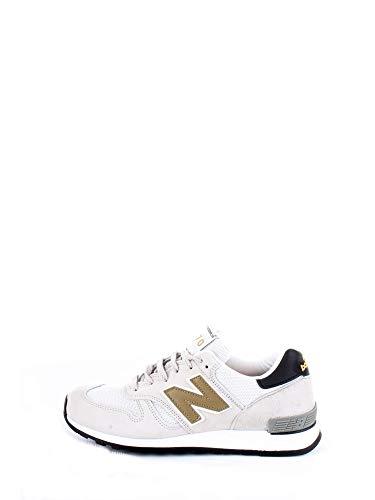 New Balance Sneaker Low M670 Weiss Herren - 41+ EU