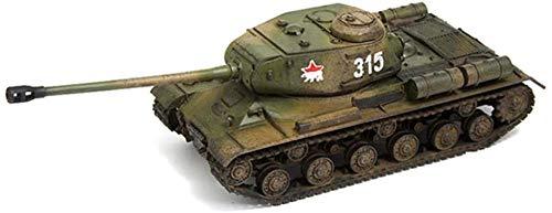 N-T Carro Armato in Scala 1/72 Modello in plasticaJS-2 Carro Armato Pesante della Guardia Indipendente Modello dell'Esercito sovieticoGiocattoli e Regali Militari5 4 Pollici X 1 7 Pollici
