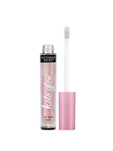 Victoria s Secret Holo Glow Prismatic Lip Gloss - Electric Blush, 0.11 Oz