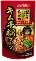 ダイショー 野菜をいっぱい食べる鍋 キムチ鍋スープ 750g×10袋入