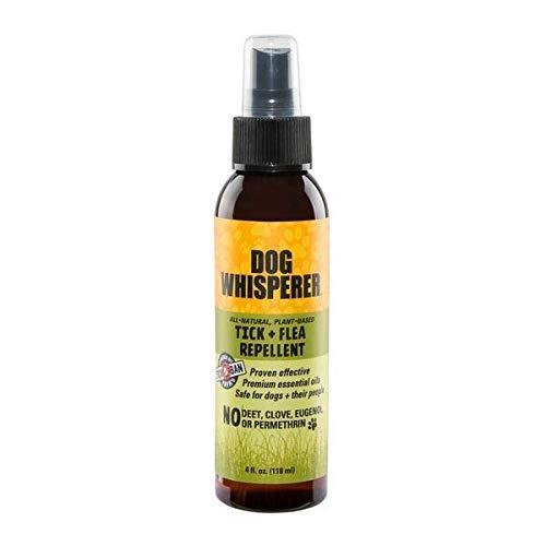 Dog Whisperer Tick + Flea Repellent…