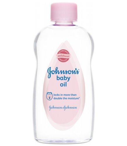 Johnson And Johnson Baby Oil / Baby Massage Öl 500ml