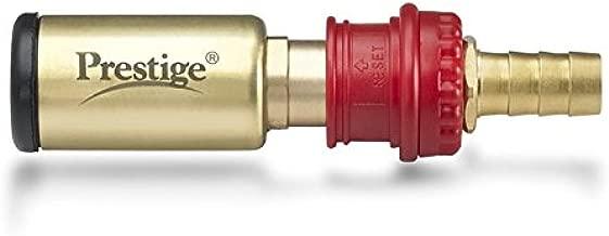 Prestige Shield PS 03 Brass Gas Guard, Gold (40600): Amazon ...