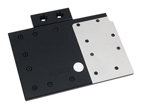 EK Waterblocks EK-FC1080 GTX TF6 for (MSI, GeForce and GTX 1080, 1070 and 1060) - Acetal+Nickel