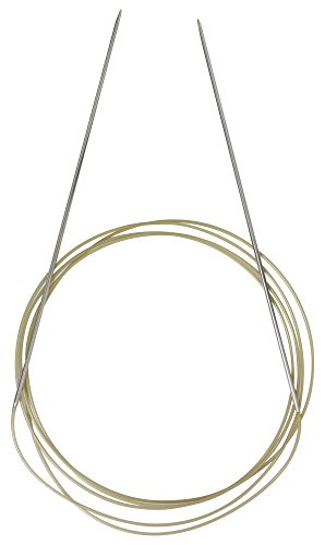 Addi Aiguilles circulaires rundnadeln Métal BIS de 1,5 mm (105–7), 1,5/150 cm