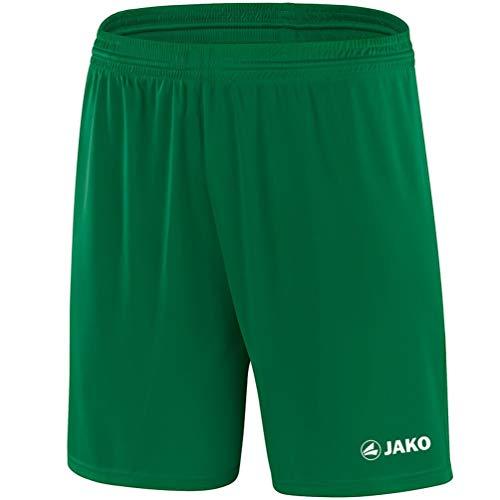 JAKO Shorts Sporthose Anderlecht - Pantalones Cortos de fútbol para niño, Color Multicolor, Talla DE: 3