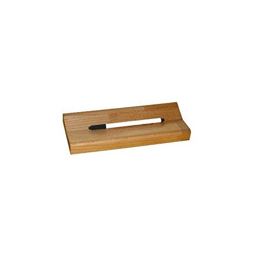 Edle Stiftablage, Schreibtischablage, Stifteschale, Buche massiv Holz, geölt, Aufbewahrung von Kleinteilen