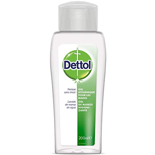 Dettol - Gel Hygiénique Lavant Mains - 200 ml