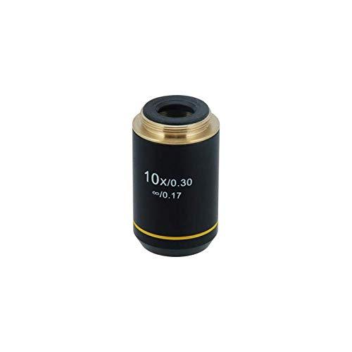 BoliOptics 10X Infinity-Corrected Achromatic Microscope Objective Lens Working Distance 6.75mm BM03013311
