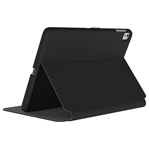 Speck Products 92845-B565 StyleFolio Case and Stand for 9.7' iPad Pro/iPad Air 2/iPad Air, Black/Slate Grey, 25-Pack Business Packaging